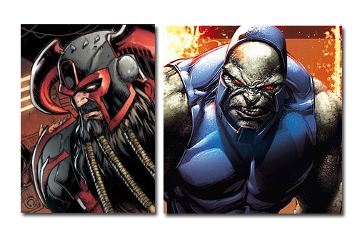Steppenwolf darkseid