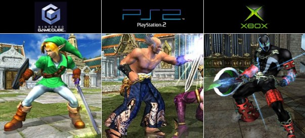 Soul calibur 2 link spawn heihachi