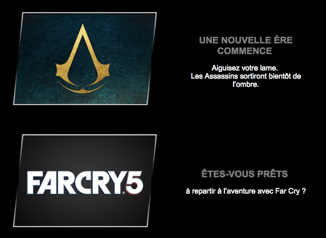 farcry 5 Assassin's Creed