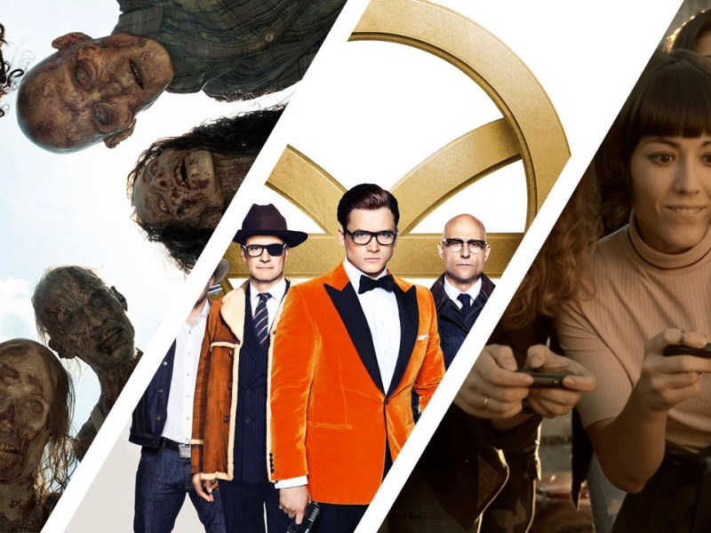 image a la une podcast kingsman zombie switch