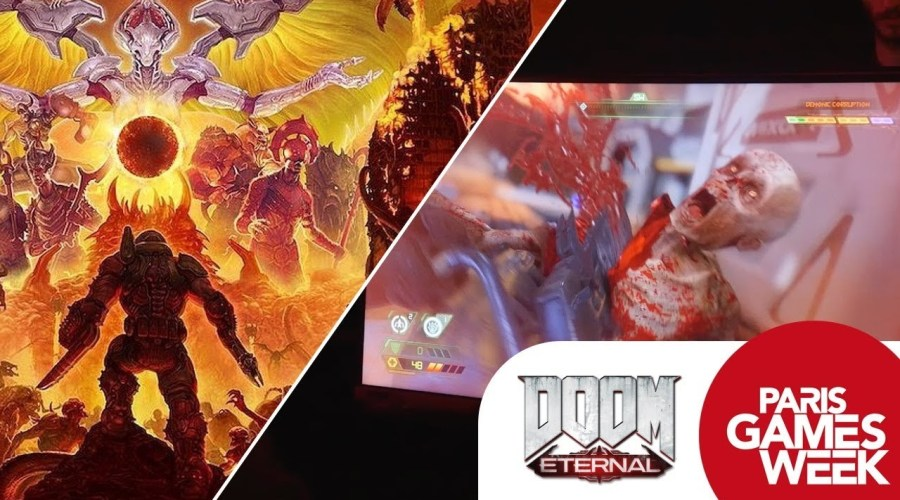 doom eternal preview pgw 2019