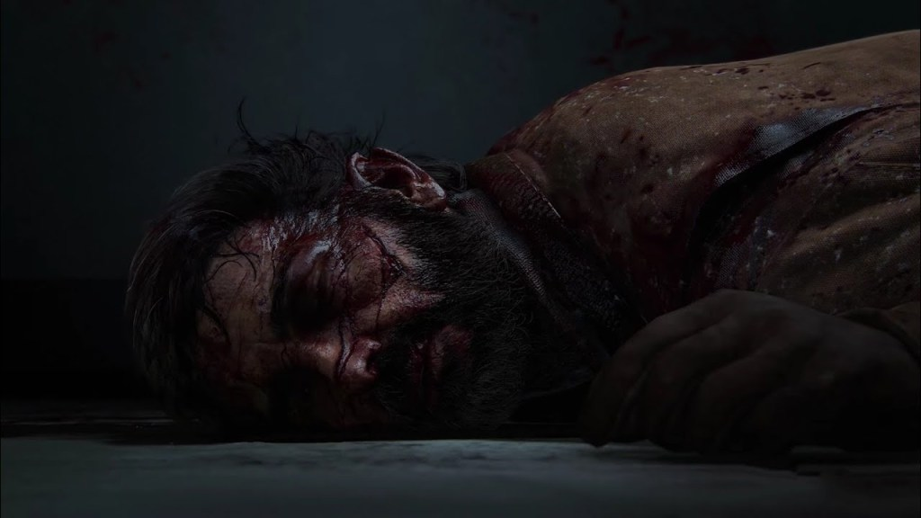 Début last of us 2