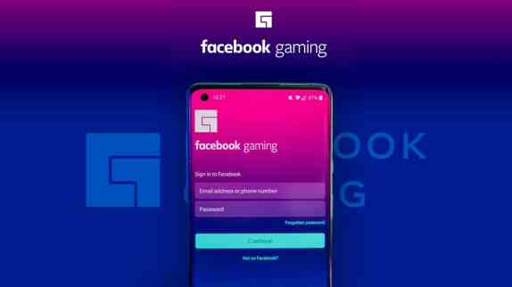 Facebook cloud gaming