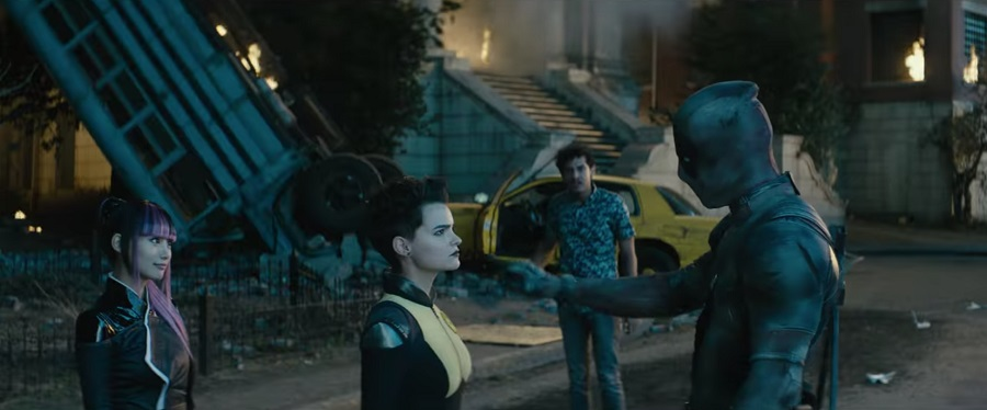 Deadpool 2. kritika
