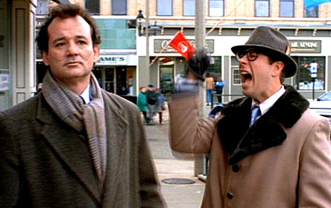 Groundhog Day, Columbia Pictures