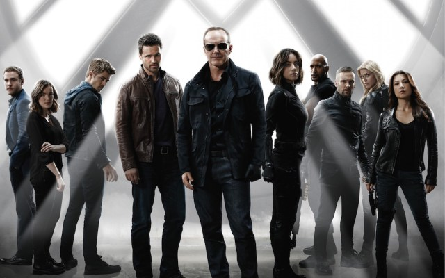 Marvel's Agents of S.H.I.E.L.D., ABC Studios