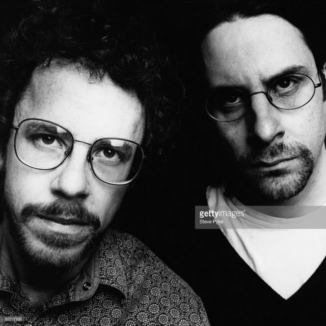 Coen Brothers by Getty