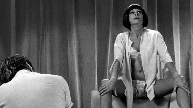 The Rite by Ingmar Bergman