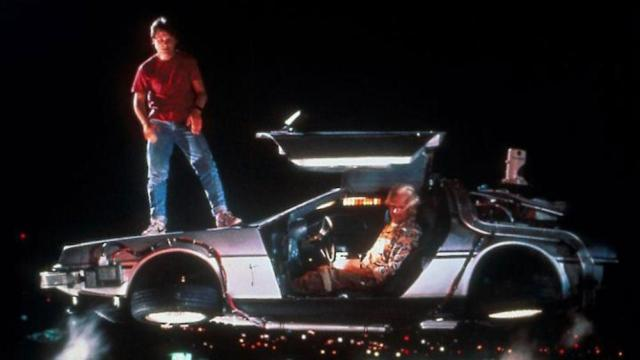 Back to the Future II, Universal Pictures