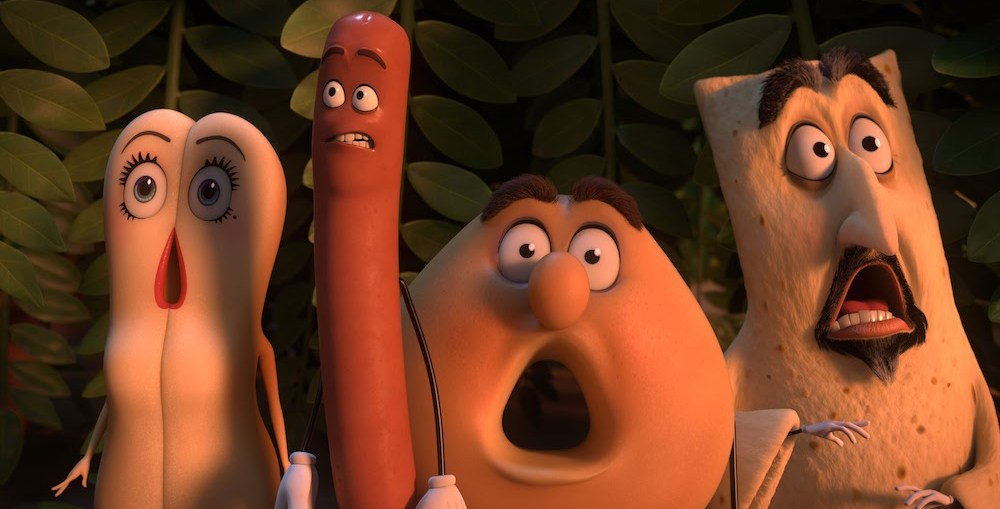 Sausage Party, Columbia Pictures