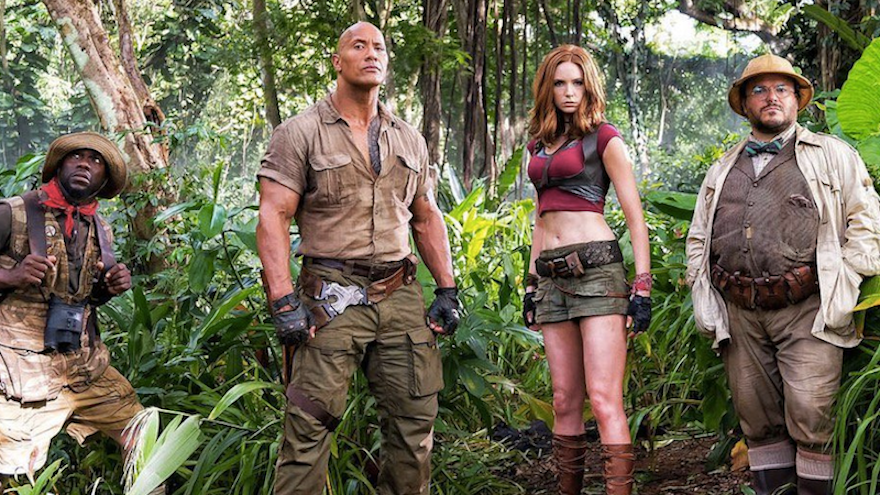 Jumanji, Sony Pictures