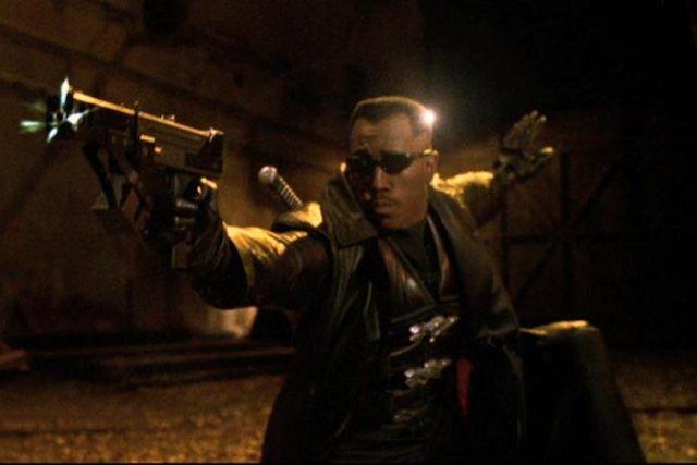 Blade, New Line Cinema