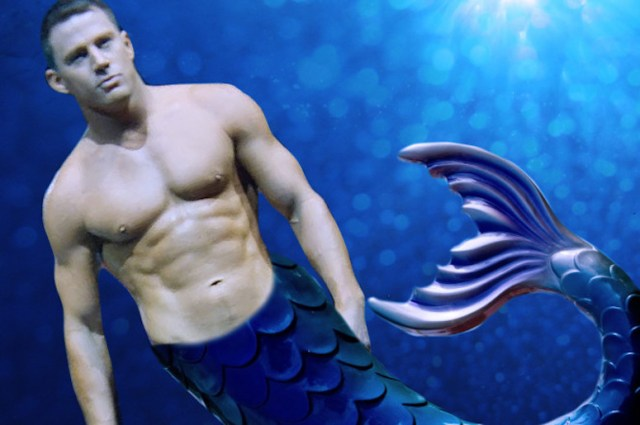 Channing Tatum, Splash Reboot