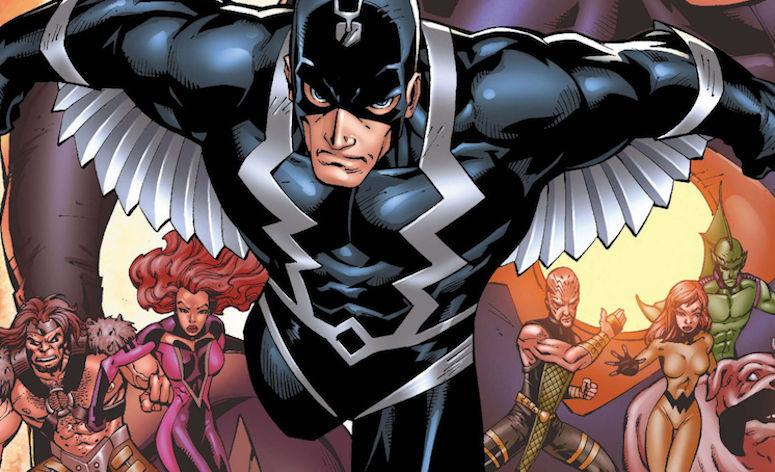 Inhumans, Marvel Comics