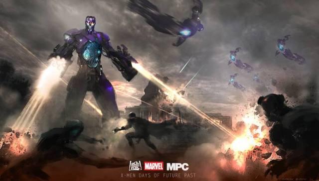 X-Men Days of Future Past, 20th Century Fox