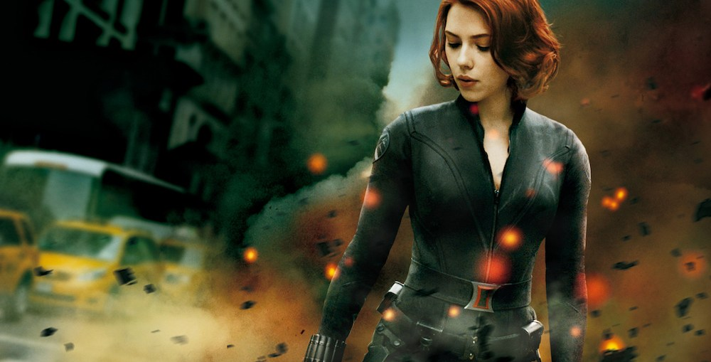 Black Widow, Avengers, Marvel