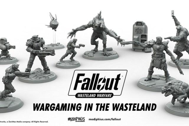 Fallout, Modiphius Entertainment