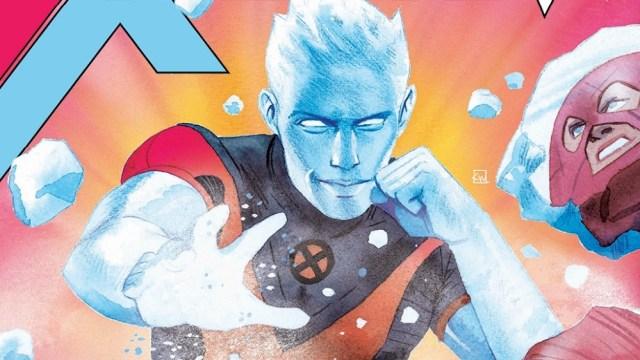 Iceman #1, Marvel Comics