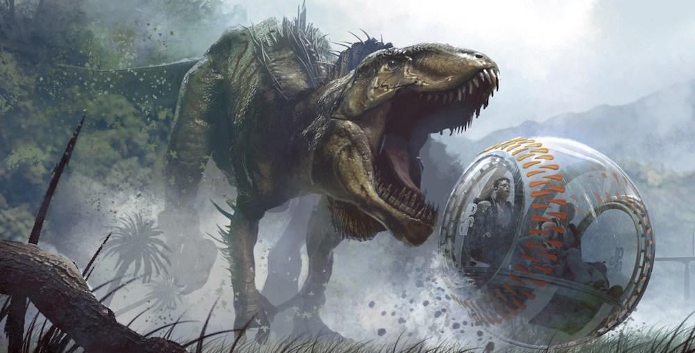 Jurassic World, Universal Pictures