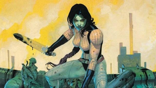 Gamora Vol.1 Memento Mori, Marvel Comics