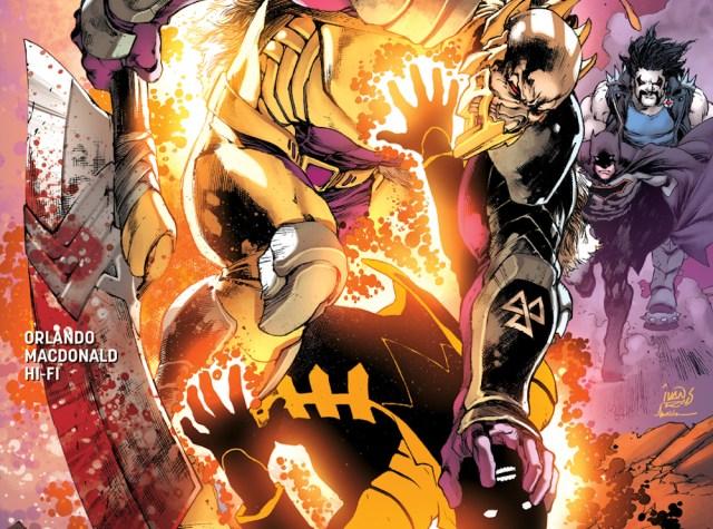 Justice League of America #10, DC Comics