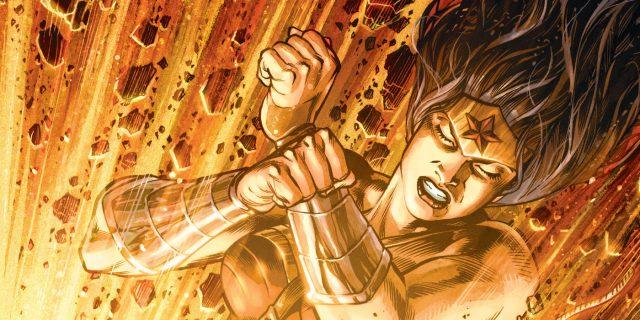 Wonder Woman #26, DC Comics