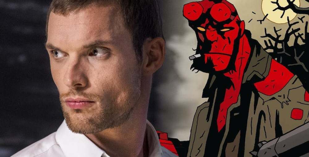 Ed Skrein, Hellboy, Dark Horse Comics