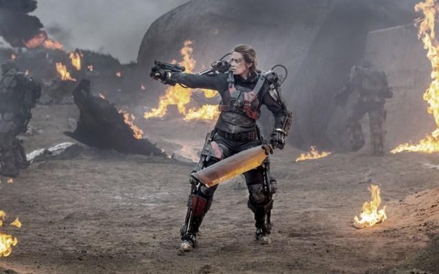 Edge of Tomorrow, Warner Bros.