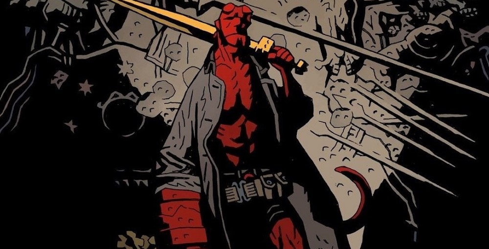 Hellboy, Dark Horse Comics