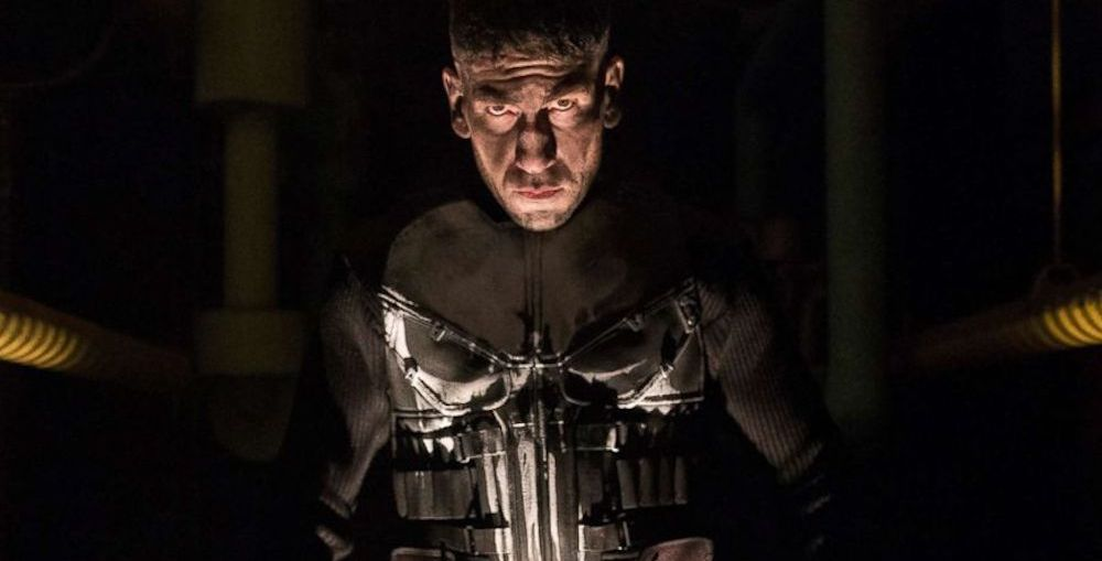 The Punisher, Netflix