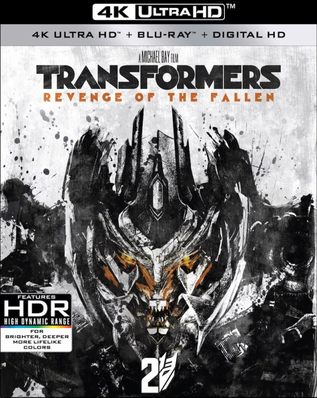 Transformers: Revenge of the Fallen, Paramount Pictures