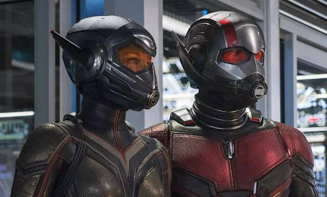 Ant-Man and the Wasp, Marvel Studios
