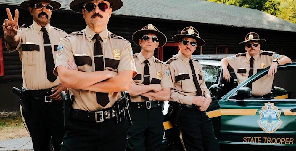 Super Troopers 2, Broken Lizard Comedy