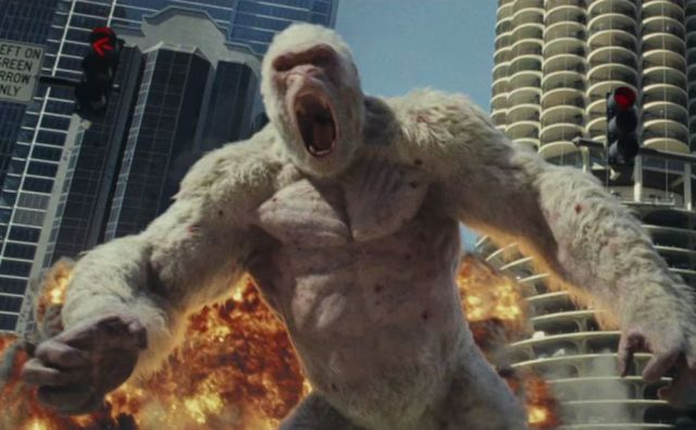 Rampage, Warner Brothers Pictures