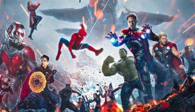 Avengers 4, Marvel Studios