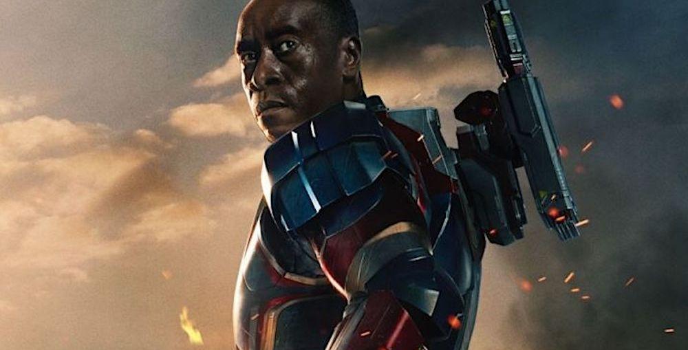 Iron Man 3, Marvel Studios