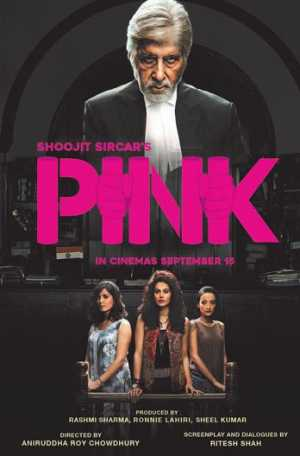 Pink (2016 Film) : (2016, film), (2016), Showtimes,, Tickets, Reviews, Popcorn, Singapore