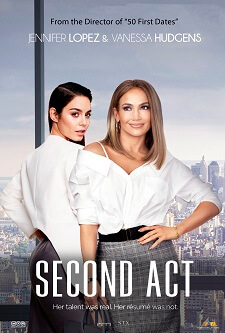 second act 2019 showtimes