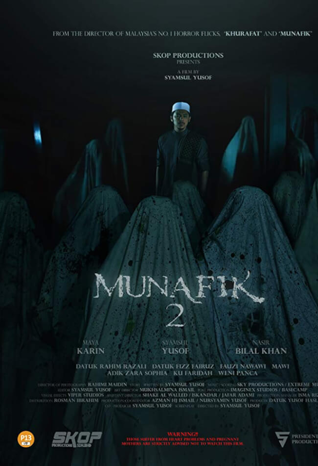 Munafik 2 Full Movie : munafik, movie, Munafik, (2019), Rotten, Tomatoes