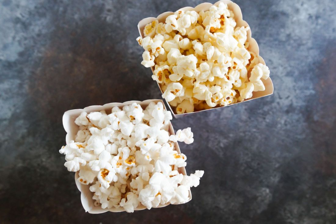 White Popcorn vs Yellow Popcorn