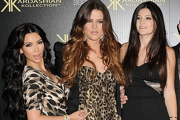 Image result for kylie and khloe and kim