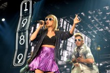 Taylor Swift Tour 1989