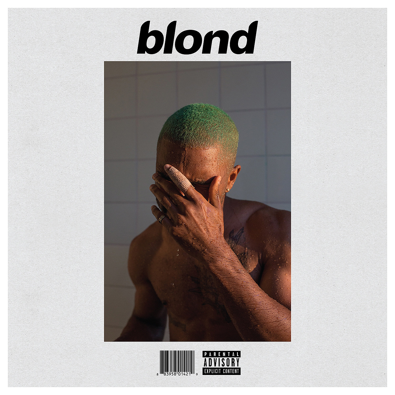 Frank Ocean Blond Blonde