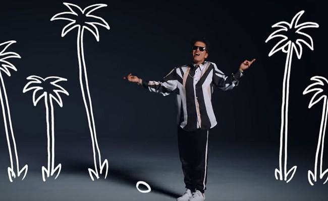 Bruno Mars Drops That S What I Like Music Video