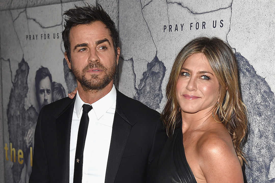 Image result for JENNIFER ANISTON & JUSTIN THEROUX SEPARATED ... Divorce Looms