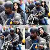 Luke Cage (Mike Colter) and Jessica Jones (Krysten Ritter)