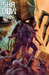 SHADOWMAN (2018) #2 – Cover B by Renato Guedes