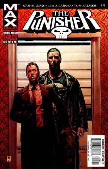 Punisher (2004) #4