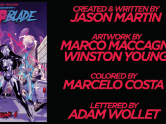 Vampblade Volume 6