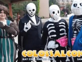 ColossalCon 2018